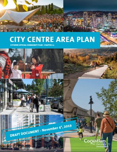 Coquitlam Centre Area Plan